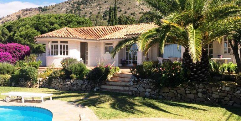 Beautiful villa in La Capellania – Benalmadena