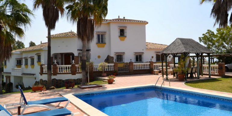 Beautiful andalusien style villa – Fuengirola