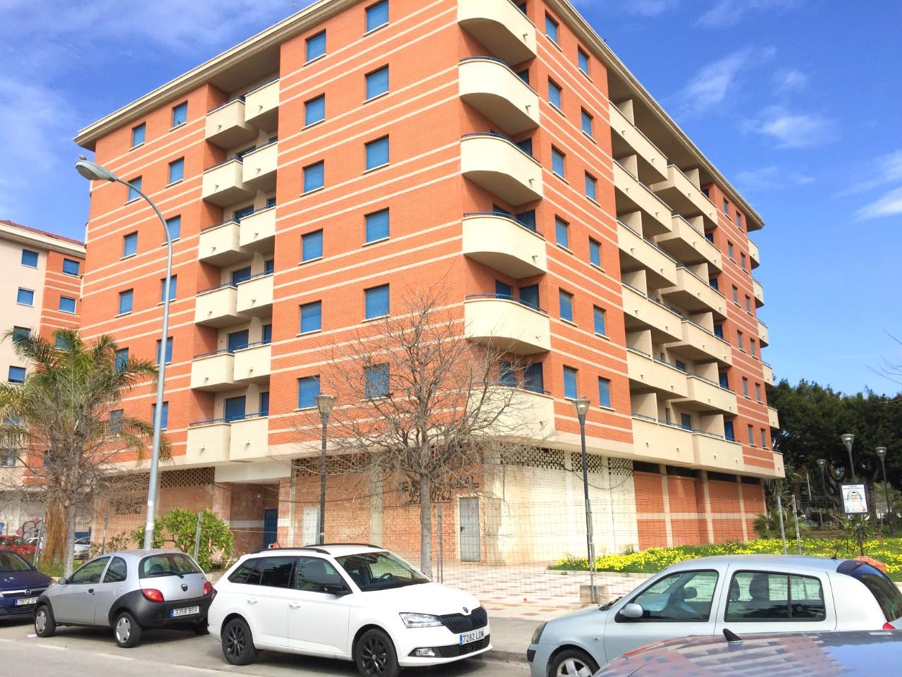 Investment apartment block Malaga