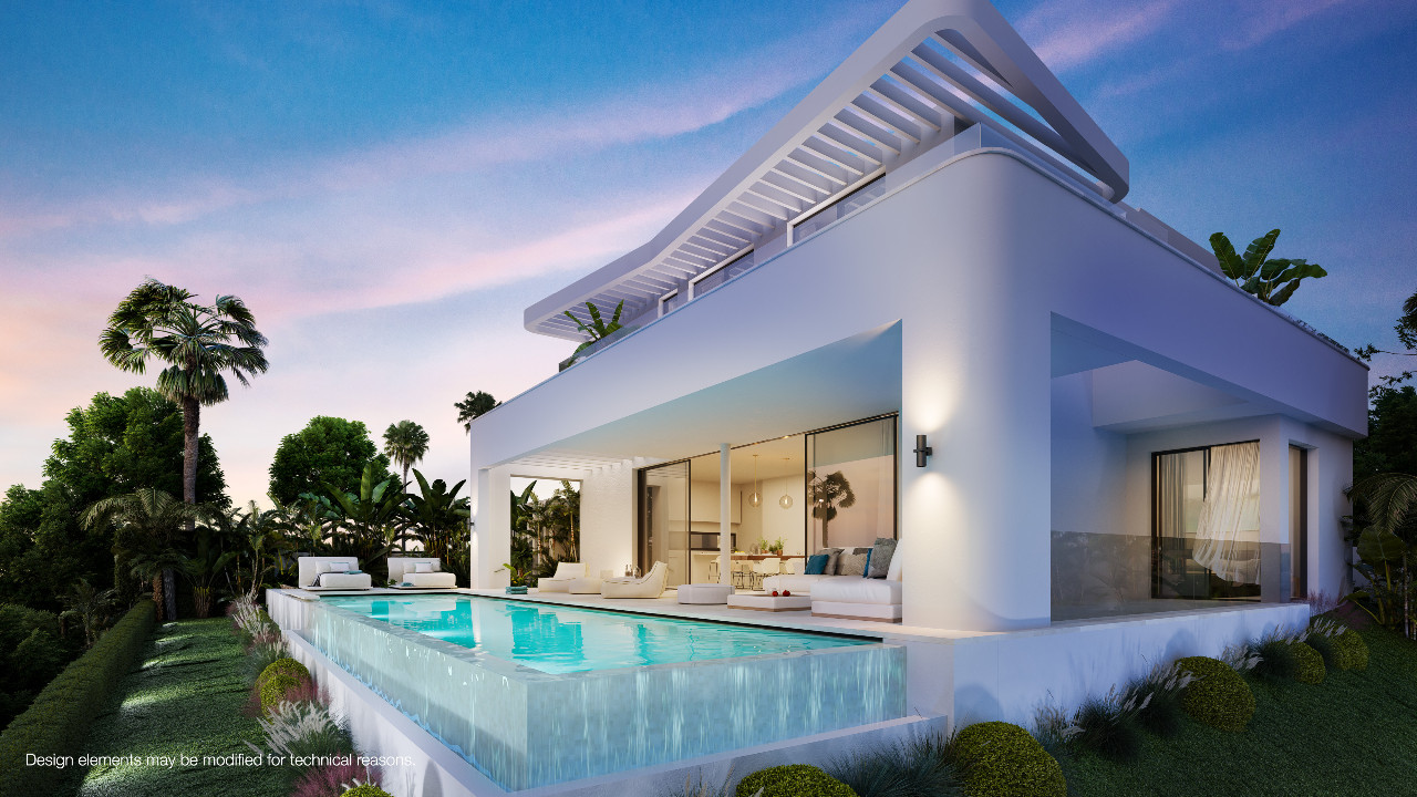 Sky villas, Higuerón West. Benalmdena